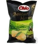 Чіпси картопляні Chio Chips Premium moments зі смаком бальзамічного соусу 75г