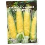 Насіння Гігант Кукурудза цукрова Ароматна Семена Украины 20г