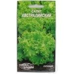 Seed lettuce Semena ukrainy 1g Ukraine