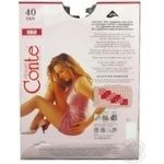 Conte Solo Mocca Tights 40 den Size 2 - buy, prices for Varus - image 5