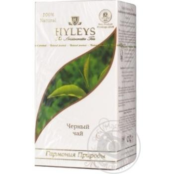 Black pekoe tea Hyleys 25x2g teabags Sri Lanka - buy, prices for Novus - image 8