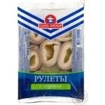 Рыба сельдь Санта бремор огурец пресервы 240г вакумная упаковка Белоруссия