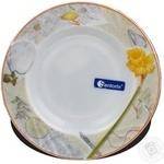 Plate Santorin 202mm Ukraine