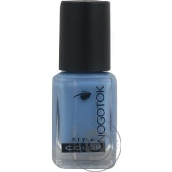 Лак для нігтів Nogotok Style Color №019 12мл