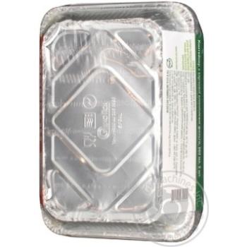 Набір контейнерів Маестро Смак SP64L/5 960мл 5шт - купити, ціни на МегаМаркет - фото 2