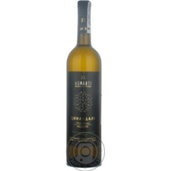 Вино біле сухе Палавані Цинандалі 11,5% 0,75л
