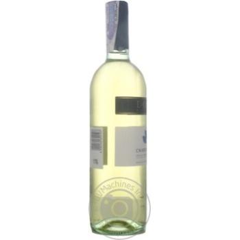 Вино Donini Chardonnay Delle Venezie IGT біле сухе 12,5% 0,75л - купити, ціни на УльтраМаркет - фото 5