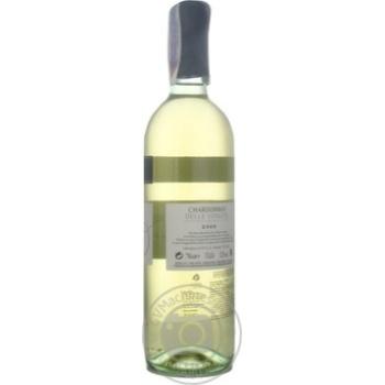 Вино Donini Chardonnay Delle Venezie IGT біле сухе 12,5% 0,75л - купити, ціни на УльтраМаркет - фото 4