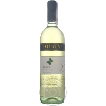 Donini Soave Dry White Wine 11,5% 0,75l - buy, prices for Furshet - image 1