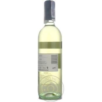 Вино Donini Soave сухе біле 11,5% 0,75л - купити, ціни на МегаМаркет - фото 6