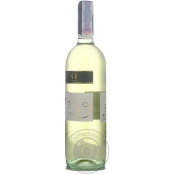 Donini Soave Dry White Wine 11,5% 0,75l - buy, prices for Furshet - image 2