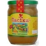 Honey Pasika 650g glass jar