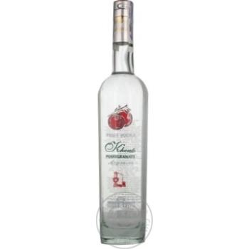 Водка плодовая Khent Armenian Гранатовая 40% 0,5л