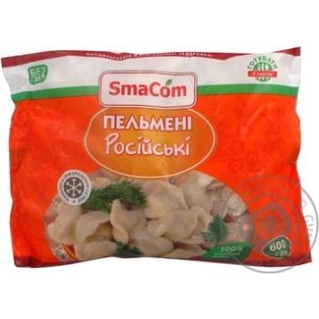 Пельмені Російські SmaCom 600г