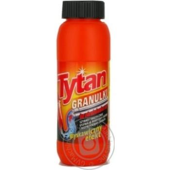 Средство Tytan для чистки труб в гранулах 200г