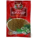 Spices cilantro Champion whole 20g Ukraine