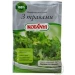 Spices Kotanyi with herbs for salad 13g Austria