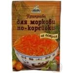 Приправа Cykoria Sa для корейської моркви не гостра30г