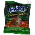 Snack Flint with horse-radish 100g Ukraine