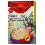 Каша Голден Кингс овсяная с молотыми семенами льна 400г