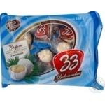Вафли Знак вкуса 150г Беларусь