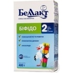 Dry milk formula Bellakt Bifido 2 for 6+ month babies to 1 year 400g