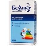 Замінник грудного молока Беллакт від 0-12м 400г