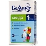 Dry milk formula Bellakt Bifido 1 for babies from birth to 6 months 400g