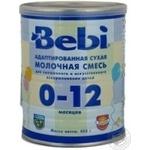 Суміш молочна Bebi 250г