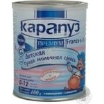 Смесь Карапуз Карапуз молоко для детей 400г Франция