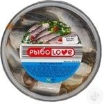 Fish sprat Ribolov pickled 200g hermetic seal Ukraine