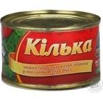 килька Исток консервированная 230г Украина
