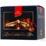 Конфета Корона Венецианская ночь 146г в коробке Украина