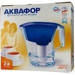 Фільтр для води Глечик Аквафор Арт