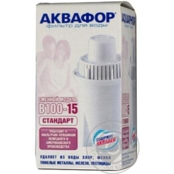 Кассета сменная Аквафор В15 - купить, цены на Ашан - фото 5