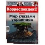 Журнал Нет Марки Журнал Кореспондент