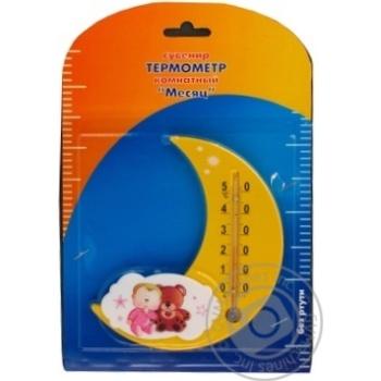 Термометр Віктер Кімнатний Місяць П-17
