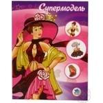 Книга Одягни принцесу КХ
