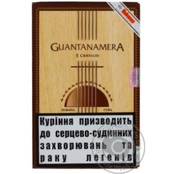 Сигара Guantanamera cristales - купити, ціни на Novus - фото 1