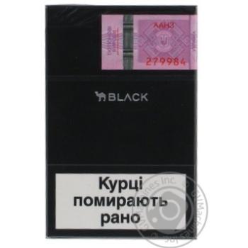 Цигарки Camel Black