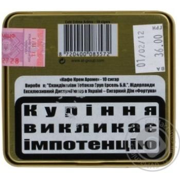 Сигара Cafe Creme Henri Wintermans Arome - купити, ціни на Novus - фото 2