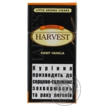 Сигари LC Vanilla Harvest 10шт