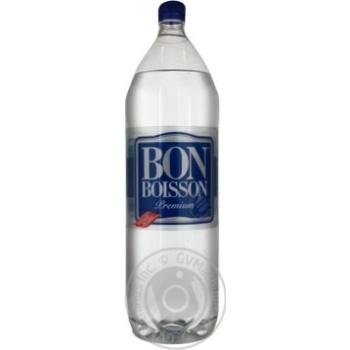 Вода Бон Буассон сильногазированная 2л