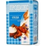 Soda Prodmiks for baking 400g Ukraine