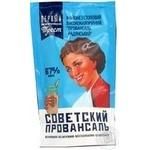 Mayonnaise Radyanskiy provansal Provansal 67% 180g doypack Ukraine