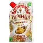 Горчица Королевский Вкус Европейская Нежная 130г дой-пак Украина