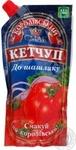 Кетчуп Королівський смак К шашлыку 300г