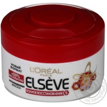 Маска для волос Loreal Elseve Полное восстановление 300мл
