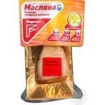 Масляна Флагман филе-кусок холодного копчения 180г вакуумная упаковка Украина