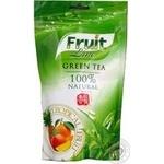 Tea Fruit line tropical fruit green loose 100g doypack China